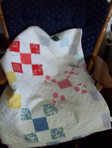 Hand Quilted Treasure