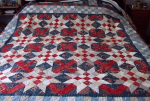Center of the Quilt