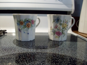 Mum's Coffee Cups