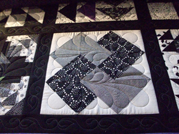 1000 images about card trick quilts on pinterest card for Black white and gray quilt patterns