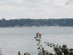 Across the Bay towards the city