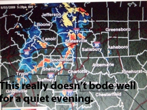 Sky-storm-radar